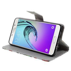 Stylové pouzdro na mobil Samsung Galaxy A5 (2016) - boom - 4