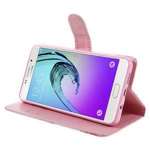 Stylové pouzdro na mobil Samsung Galaxy A5 (2016) - domov - 4