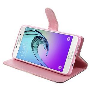 Stylové pouzdro na mobil Samsung Galaxy A5 (2016) - holčička - 4