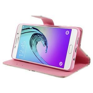 Stylové pouzdro na mobil Samsung Galaxy A5 (2016) - lapač snů - 4