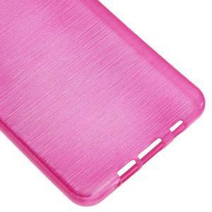 Brush gelový obal na Samsung Galaxy A5 (2016) - rose - 4
