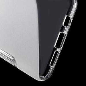 S-line gelový obal na mobil Samsung Galaxy A5 (2016) - transparentní - 4
