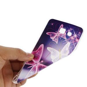Ultratenký gelový slim obal na Samsung Galaxy A5 (2016) - kouzelní motýlci - 4