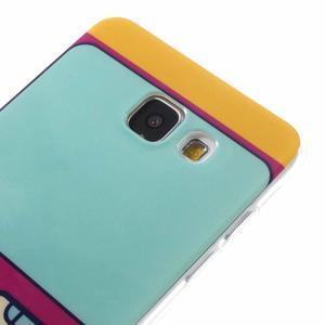 Emotive obal pro mobil Samsung Galaxy A5 (2016) - přátelé - 4