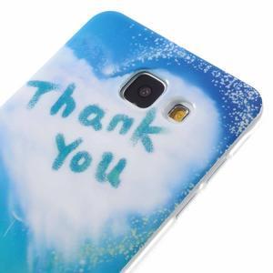 Emotive obal pro mobil Samsung Galaxy A5 (2016) - děkuji - 4