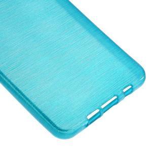Brush gelový obal na Samsung Galaxy A5 (2016) - modrý - 4