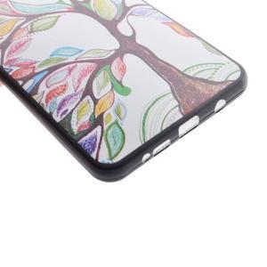 Gelový obal na mobil Samsung Galaxy A5 (2016) - malovaný strom - 4