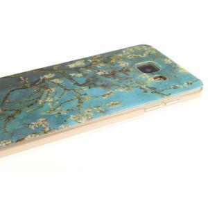 Softy gelový kryt na Samsung Galaxy A5 (2016) - kvetoucí strom - 4