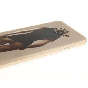 Softy gelový kryt na Samsung Galaxy A5 (2016) - sexy dívka - 4