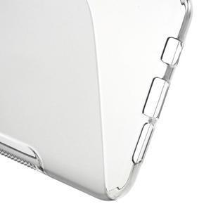 S-line gelový obal na mobil Samsung Galaxy A5 (2016) - šedý - 4