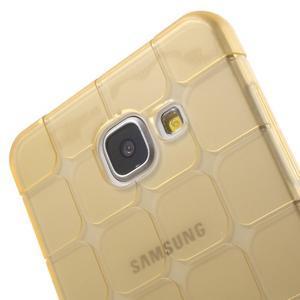 Cube gelový kryt na Samsung Galaxy A5 (2016) - zlatý - 4