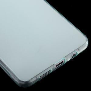 Ultratenký slim gelový obal na Samsung Galaxy A5 (2016) - světlemodrý - 4