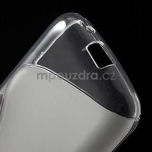 Gelové s-line pouzdro na Samsung Galaxy Ace 4 - transparentní - 4