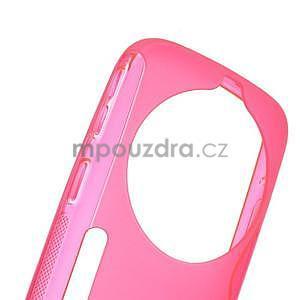 Rose s-line gelový kryt na Samsung Galaxy K Zoom C115 - 4