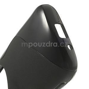 Černý s-line gelový kryt na Samsung Galaxy K Zoom C115 - 4