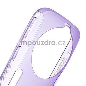 Fialový s-line gelový kryt na Samsung Galaxy K Zoom C115 - 4