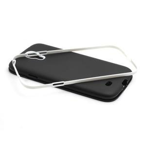Gelové pouzdro 2v1 na Samsung Galaxy S4 - černé - 4