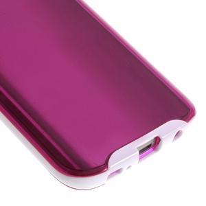 Dvoudílný obal na mobil Samsung Galaxy S7 - rose - 4