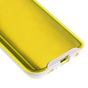 Dvoudílný obal na mobil Samsung Galaxy S7 - žlutý - 4
