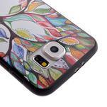 Jells gelový obal na Samsung Galaxy S7 - malovaný strom - 4/6