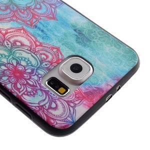 Jells gelový obal na Samsung Galaxy S7 - mandala - 4