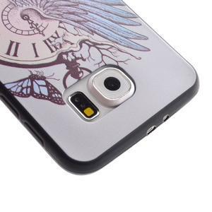 Jells gelový obal na Samsung Galaxy S7 - hodiny - 4