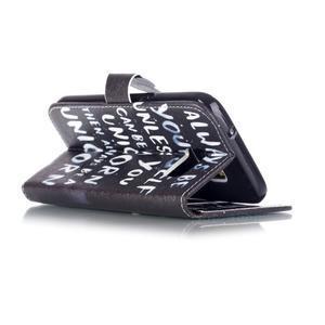 Cross peněženkové pouzdro na Samsung Galaxy S7 - unicorn - 4