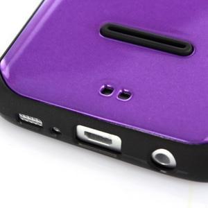 Odolný hybridní kryt na mobil Samsung Galaxy S7 - modrý - 4