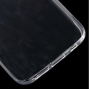 Ultratenký gelový obal na mobil Samsung Galaxy S7 - transparentní - 4