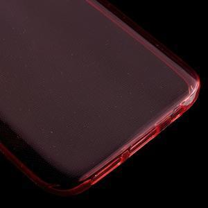 Ultratenký gelový obal na mobil Samsung Galaxy S7 - červený - 4