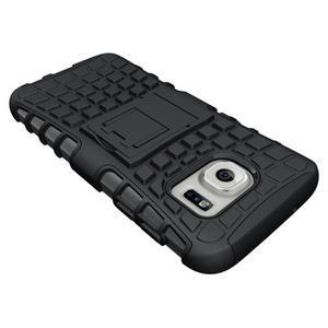 Outdoor odolný obal na mobil Samsung Galaxy S7 - černý - 4
