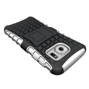 Outdoor odolný obal na mobil Samsung Galaxy S7 - bílý - 4