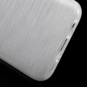 Brush gelový obal na mobil Samsung Galaxy S7 - bílý - 4