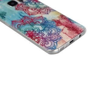 Pictu gelový obal na mobil Samsung Galaxy S7 - lotus - 4