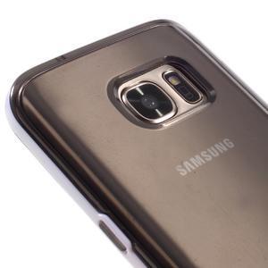 Dvoudílný obal na mobil Samsung Galaxy S7 - šedý - 4