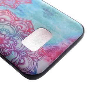 Backy gelový obal na Samsung Galaxy S7 edge - mandala - 4