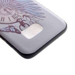 Backy gelový obal na Samsung Galaxy S7 edge - hodiny - 4