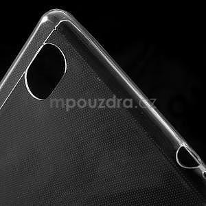 Transparnetní ultra tenký obal na Sony Xperia M4 Aqua - 4