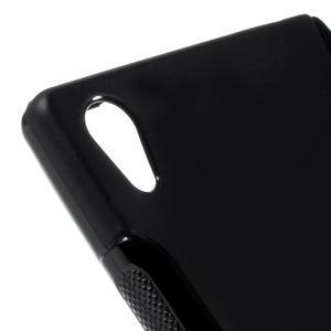 Sline gelový kryt na mobil Sony Xperia Z5 - černý - 4