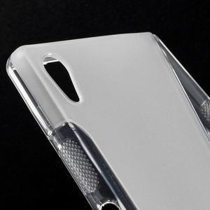 Sline gelový kryt na mobil Sony Xperia Z5 - transparentní - 4