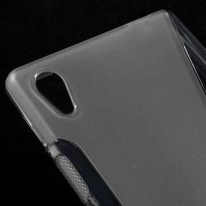 Sline gelový kryt na mobil Sony Xperia Z5 - šedý - 4