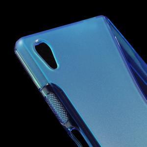 Sline gelový kryt na mobil Sony Xperia Z5 - modrý - 4
