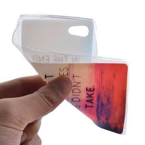 Gelový obal na mobil Sony Xperia Z5 Compact - regret - 4