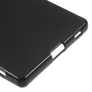 Gloss lesklý gelový obal na Sony Xperia Z5 - černý - 4