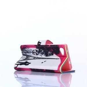 Sand pouzdro na mobil Sony Xperia Z5 Compact - Eiffelova věž - 4