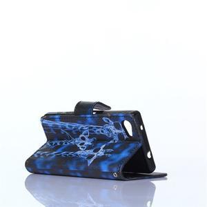 Sand pouzdro na mobil Sony Xperia Z5 Compact - žirafy - 4