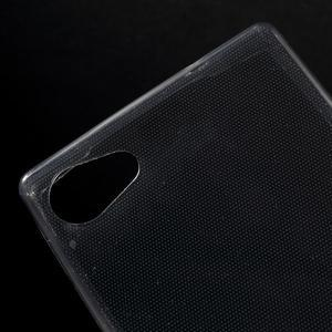 Ultratenký slim gelový obal na Sony Xperia Z5 Compact - šedý - 4