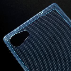 Ultratenký slim gelový obal na Sony Xperia Z5 Compact - světlemodrý - 4