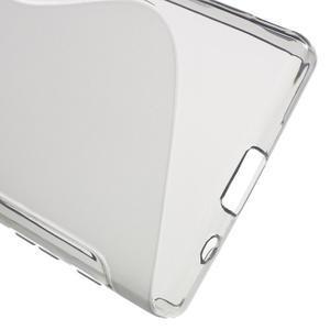 S-line gelový obal na Sony Xperia Z5 Compact - šedý - 4