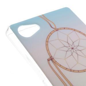 Gelový obal na mobil Sony Xperia Z5 Compact - lapač snů - 4